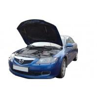 Амортизаторы капота Mazda 6 GG 2002-08