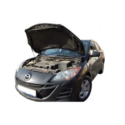Амортизаторы упоры капота Mazda 3 BL 2009-13