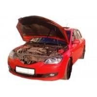 Амортизаторы упоры капота Mazda 3 BK (1 амортизатор) 2003-09