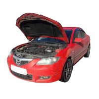 Амортизаторы капота Mazda 3 BK 2003-09