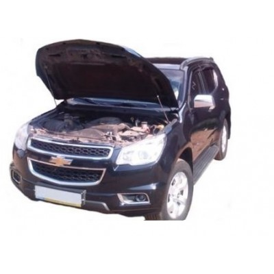 Амортизаторы упоры капота Chevrolet TrailBlazer 2 2012-16