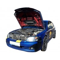 Амортизаторы упоры капота Subaru Legacy 3 1998-04 (1 амортизатор)