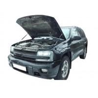 Амортизаторы капота Chevrolet TrailBlazer 1 2001-09
