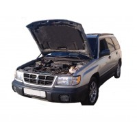 Амортизаторы упоры капота Subaru Forester 1 SF 1997-02