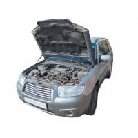 Амортизаторы упоры капота Subaru Forester 2 2002-08