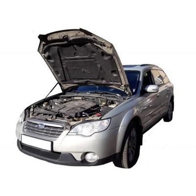 Амортизаторы упоры капота Subaru Outback 3 2003-09