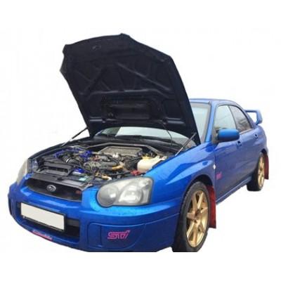 Амортизаторы капота Subaru Impreza 2 2000-07