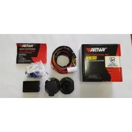 Комплект электрики смарт коннект Artway SC-100 для подключения компьютера 1.9м 7-контактная розетка