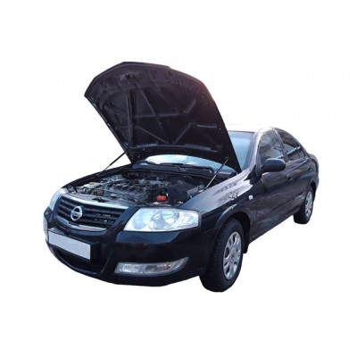 Амортизаторы капота Nissan Almera Classic 2006-13