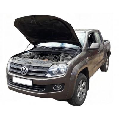 Амортизаторы упоры капота Volkswagen Amarok 2010-15