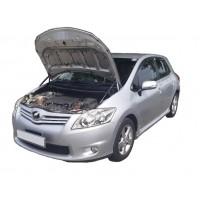 Амортизаторы упоры капота Toyota Auris 1 2006-12