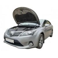 Амортизаторы упоры капота Toyota Avensis 3 2008-18 (1 амортизатор)