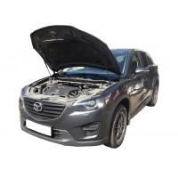 Амортизаторы упоры капота Mazda CX5 2011-