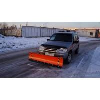 """Снегоуборочный отвал для ВАЗ 2123 """"Chevrolet Niva"""" с """"АПО"""""""