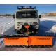 Отвал снегоуборочный многофункциональный серии «Профи» (гидравлическое управление)