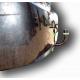 Фаркоп для CHEVROLET AVEO (T300) (седан) 2012-... + электрика