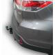 Фаркоп для TOYOTA HIGHLANDER (XU50) 2013-... (усиленный) +электрика
