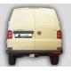 VW TRANSPORTER T5 2003-2009 (7HA; 7HH) / T6 ( 7НC ) 2015-... (фургон закрытый) (усиленный) +электрика