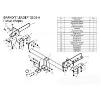 SUBARU FORESTER (SJ) 2012-... + электрика