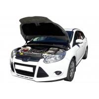 Амортизаторы капота Ford Focus 3 2011-