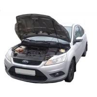Амортизаторы капота Ford Focus 2 рейстайлинг 2008-11 (1 амортизатор)