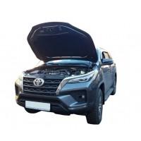 Амортизаторы упоры капота Toyota Fortuner 2 2015- /HiLux 8 2015-