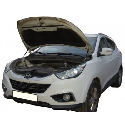 Амортизаторы упоры капота Hyundai IX35 2010-15