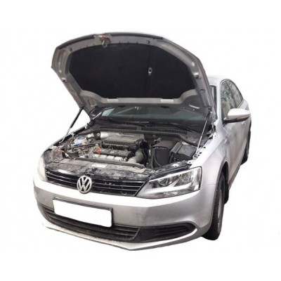 Амортизаторы упоры капота Volkswagen Jetta 6 2010-