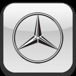 Упоры капота для Mercedes-Benz