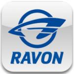 Упоры капота для Ravon