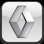 Упоры капота для Renault
