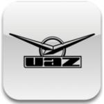 Упоры капота для UAZ