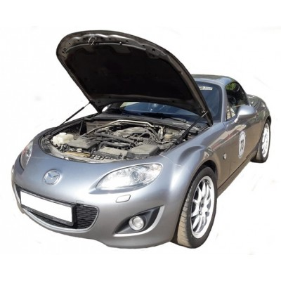 Амортизаторы упоры капота Mazda MX5 NC 2005-15