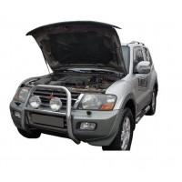 Амортизаторы капота Mitsubishi Pajero 3 1999-06