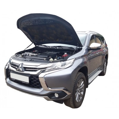 Амортизаторы капота Mitsubishi Pajero Sport 3 2015-19