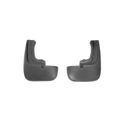 Брызговики для Citroen Jumper  2006-  с расширителями арок   задние