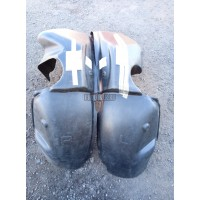 Локеры задние RENAULT Duster 4х4 2011-21