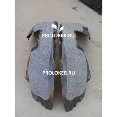 Локеры передние с шумоизоляцией RENAULT Logan 2014-18