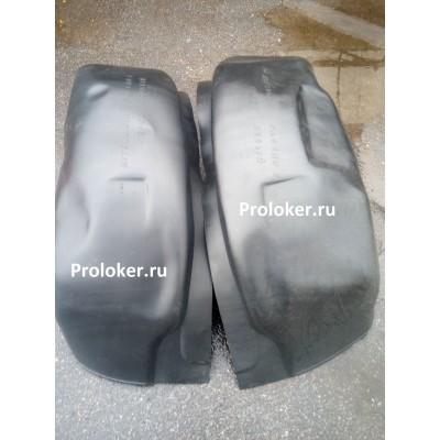 Локеры передние Mitsubishi Pajero ll