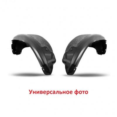 Локеры задние с шумоизоляцией  PEUGEOT 408 2012-, седан