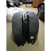 Локеры задние с шумоизоляцией HONDA CR-V, 2012-17
