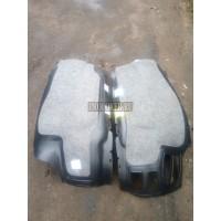 Локеры передние с шумоизоляцией TOYOTA Land Cruiser 200, 2007-14-