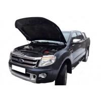 Амортизаторы упоры капота Ford Ranger 3 2011-15