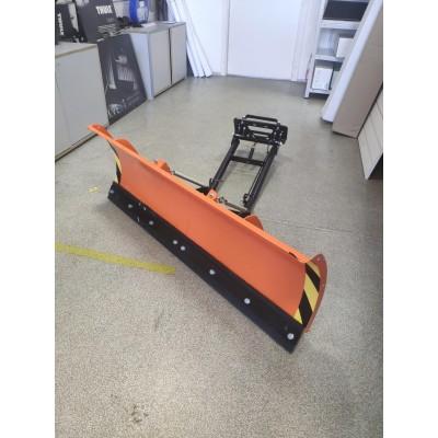 Отвал снегоуборочный ATV 1,5м легкосъемный (для квадроцикла)