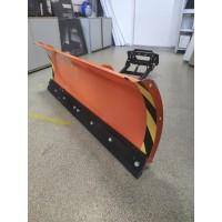 Отвал снегоуборочный ATV 1,25м легкосъемный (для квадроцикла)