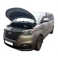 Амортизаторы капота Hyundai H1 Рестайлинг 2 2018-