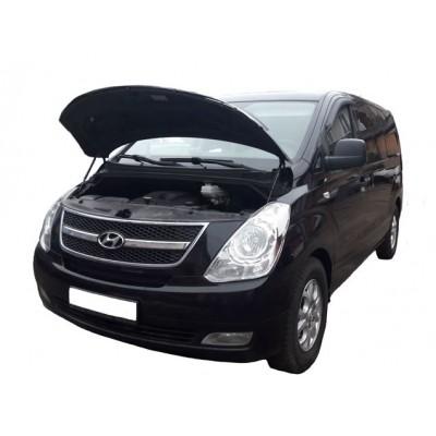 Амортизаторы упоры капота Hyundai H1 Starex 2007-18