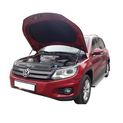Амортизаторы упоры капота Volkswagen Tiguan 2007-17