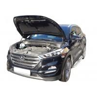 Амортизаторы капота Hyundai Tuсson 3 2015-