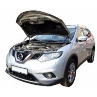 Амортизаторы капота Nissan X-Trail T32 2013-